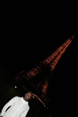 Emmanuel Buriez Eiffel Tower