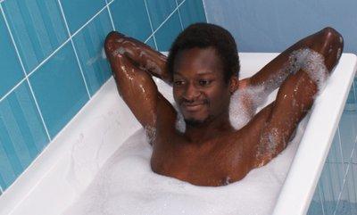 Emmanuel Buriez bath
