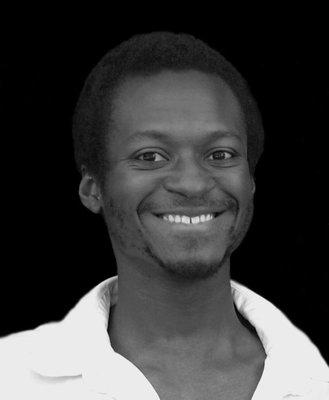 Emmanuel Buriez b&w smile