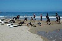 Toerrtrening surfing