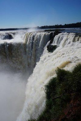 Devils Throat Iguazu Falls