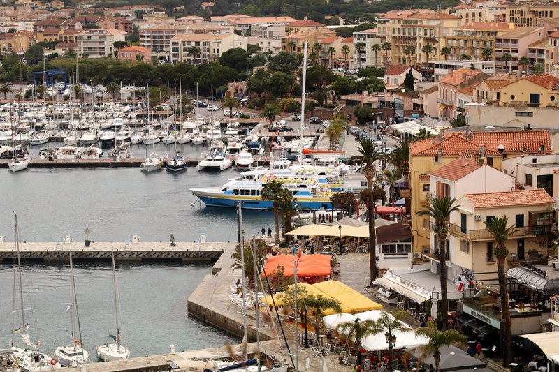 Calvi Main Harbour