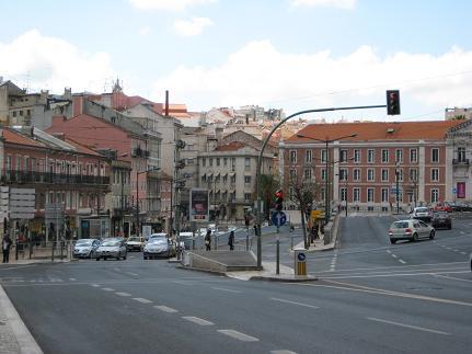 Rato Metro in Lisbon