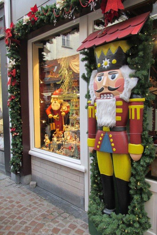 Christmas Shops