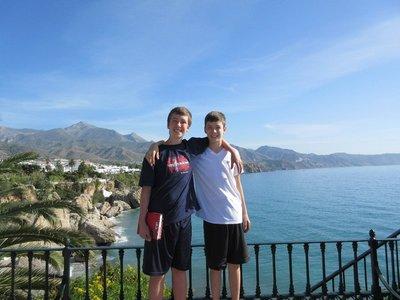 Nerja - Along the Costa del Sol
