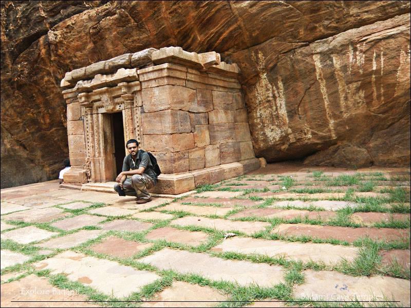 My Badami Caves Visit