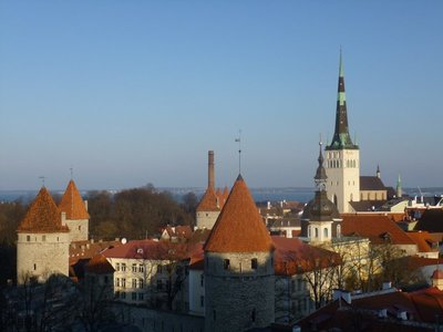Tallinn, the 1st time