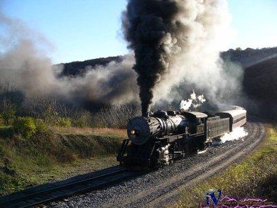 Train_steam engine