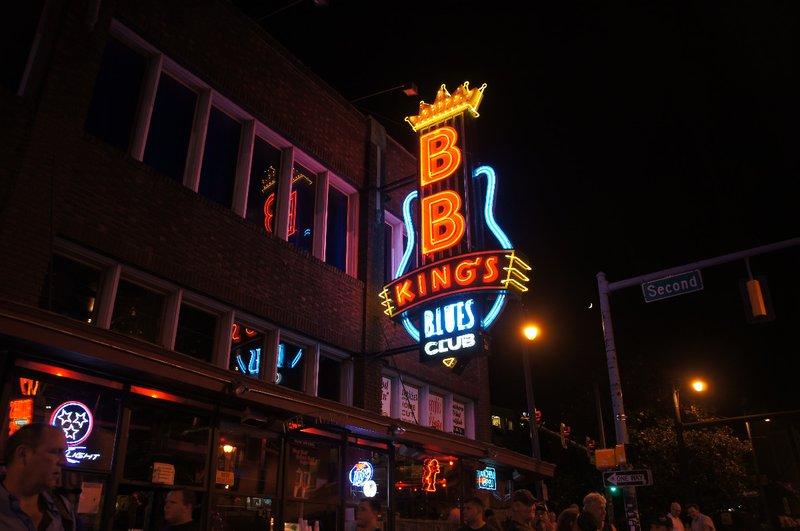 Memphis, Beale Street