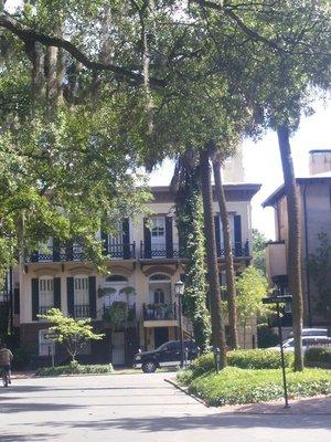 Savannah Charm Houses