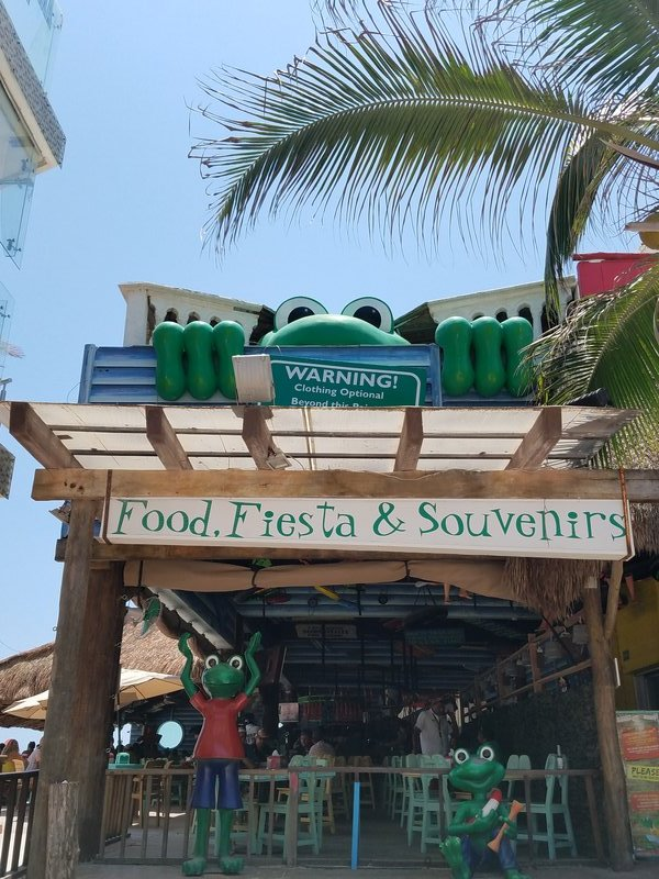 Senor Frogs Playa Del Carmen