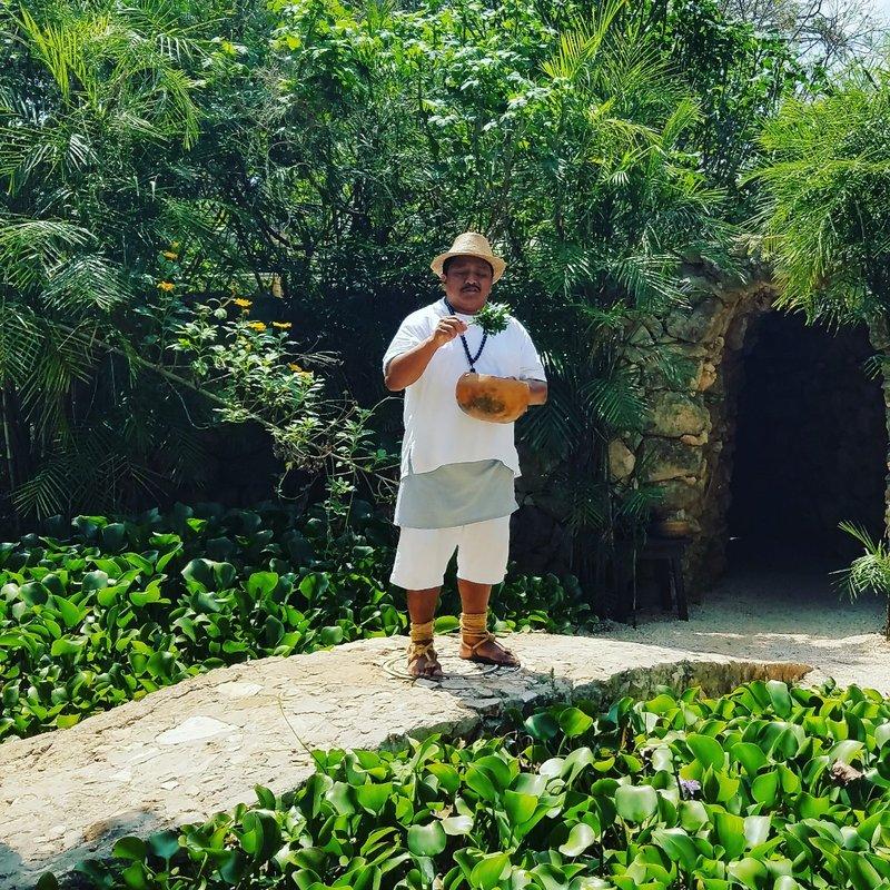 Mayan Baptism