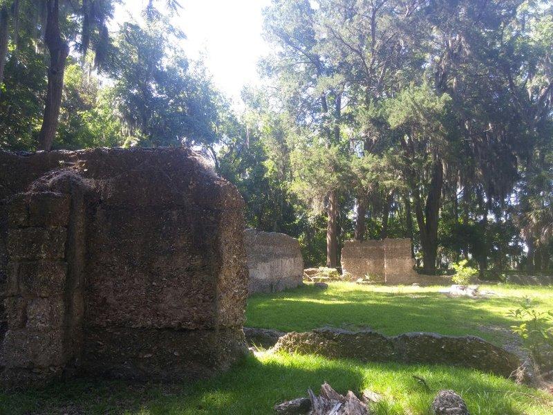Tabby House Ruins
