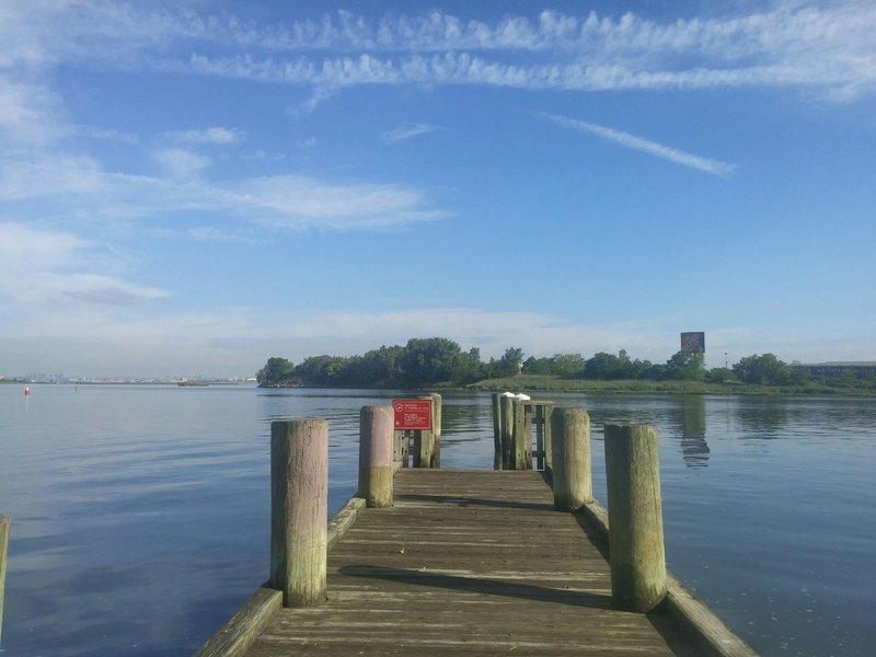 Kayak Dock