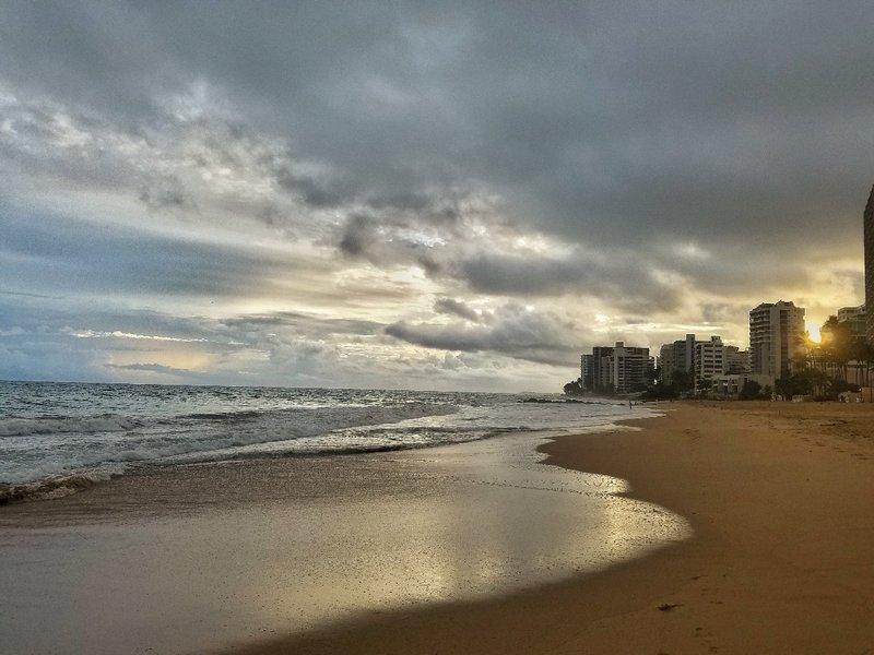 Sunrise in San Juan