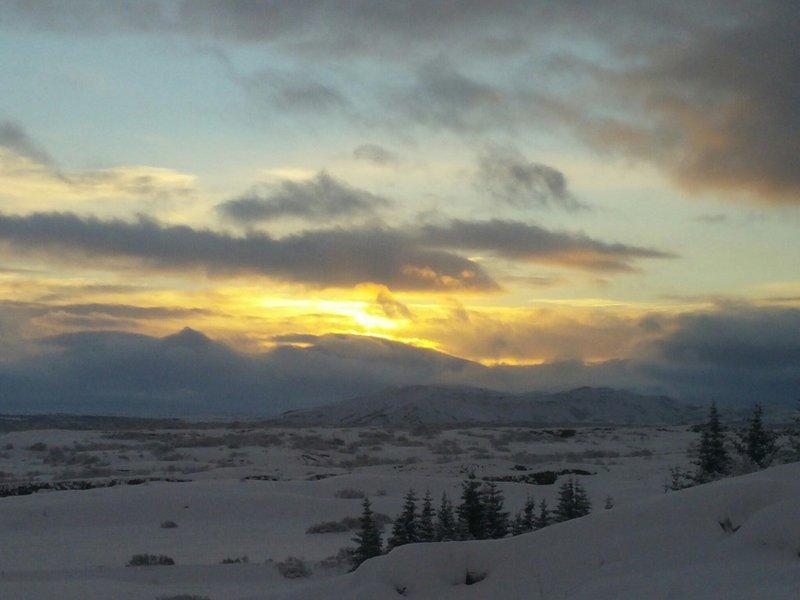 sunrisethingvellir