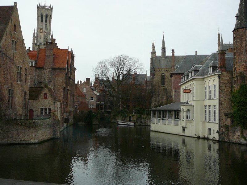 The beautiful Brugge