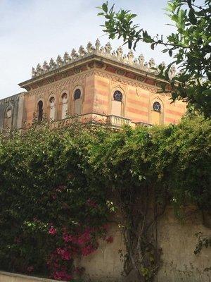 Moorish-inspired palazzo in Lecce