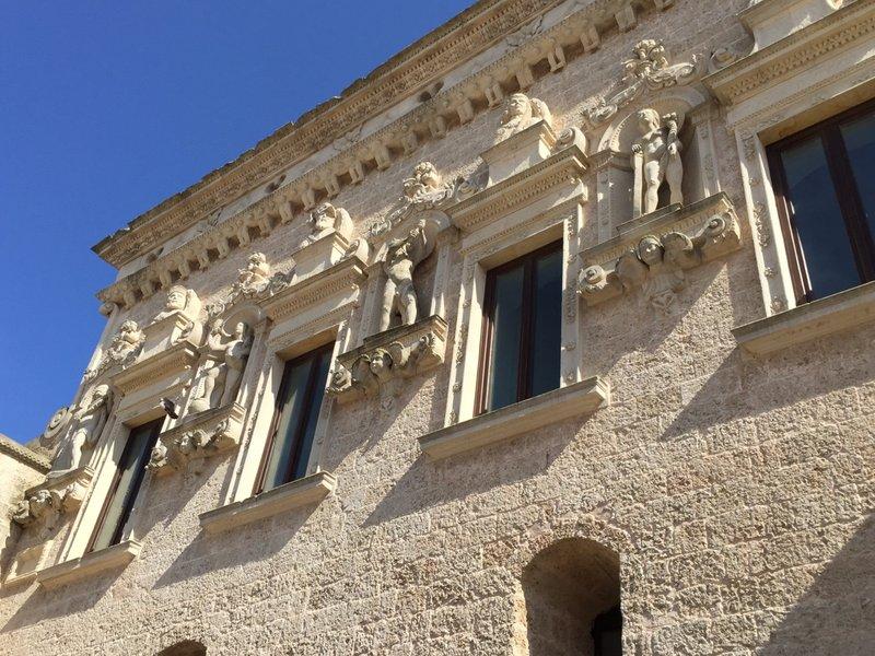 Fortified castle, Corigliano d'Otranto