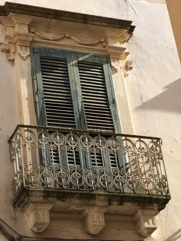 Baroque Balcony, Galatina
