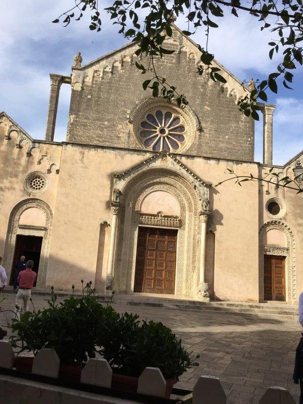Romanesque church, Galatina