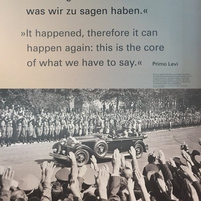 Holocaust Memorial Quote
