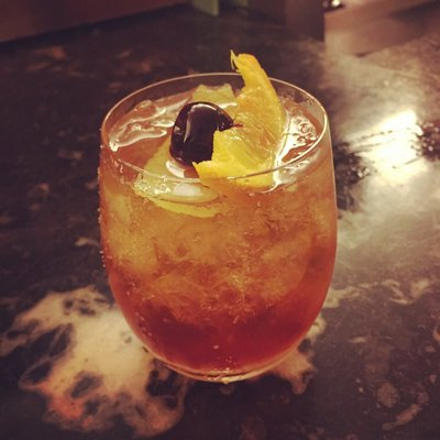 Old Fashioned from Harry's