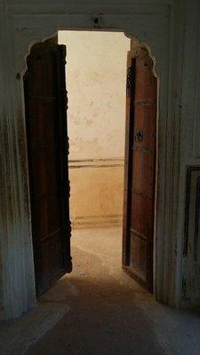 Dans Amer Fort Jaipur