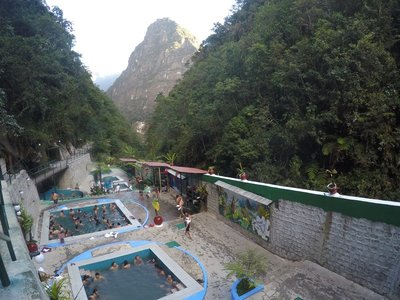 Thermes d'Aguas Calientes