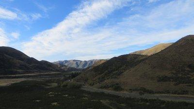 Sur la route, Arthur's Pass