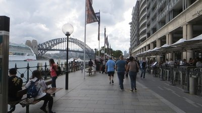 Sydney city - harbour