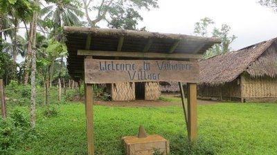 Millenium Cave : au 2e village