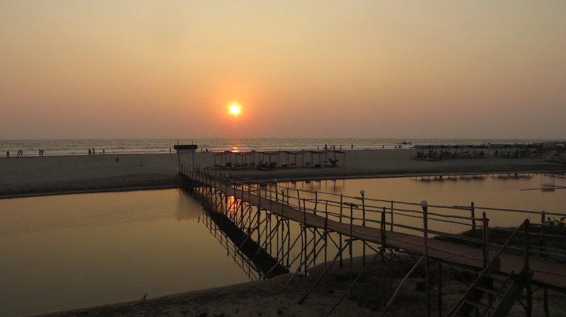 Mandrem, Goa, India