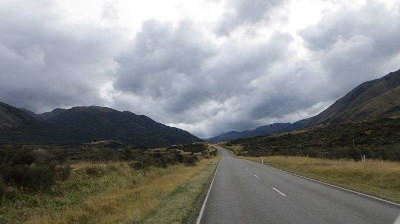 Route Arthur Pass