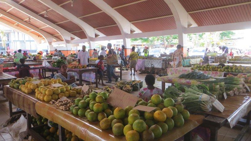 Marché de Port Vila
