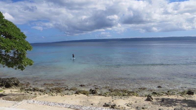 Port Vila - paddle
