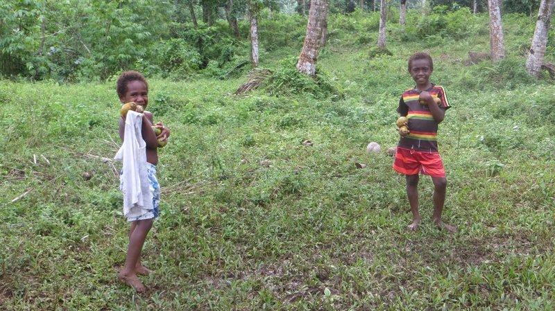 Millenium cave : Les enfants du village