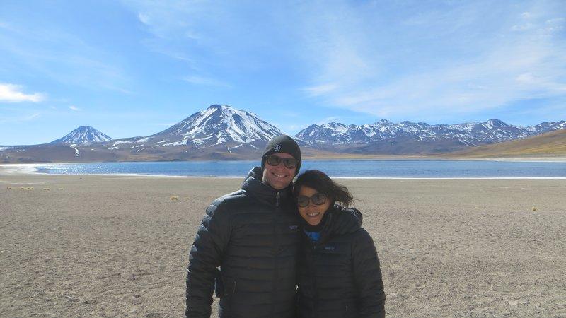 Lagunas Altiplanico, Talar et Salar de Atacama