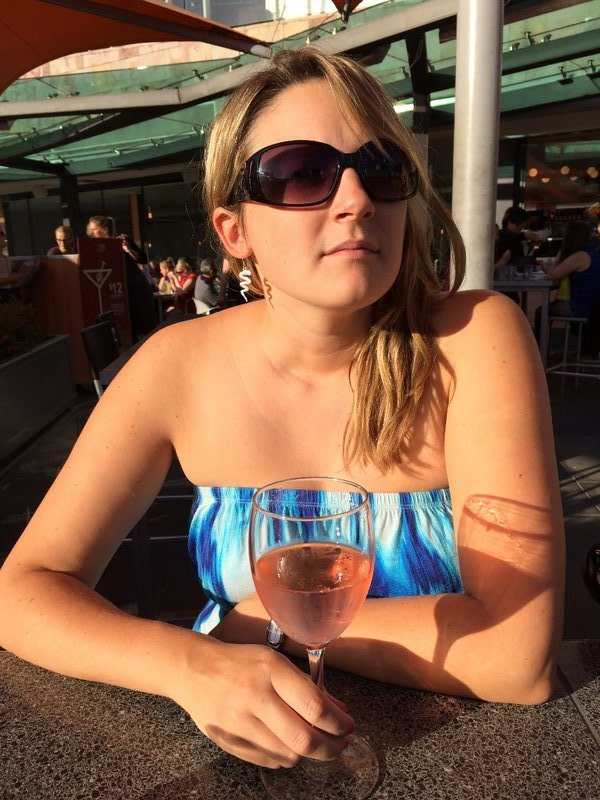 Sunny drinks