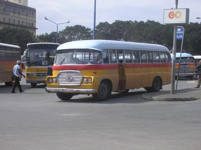 Valleta bus station