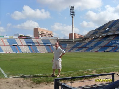 Alicante Football Ground