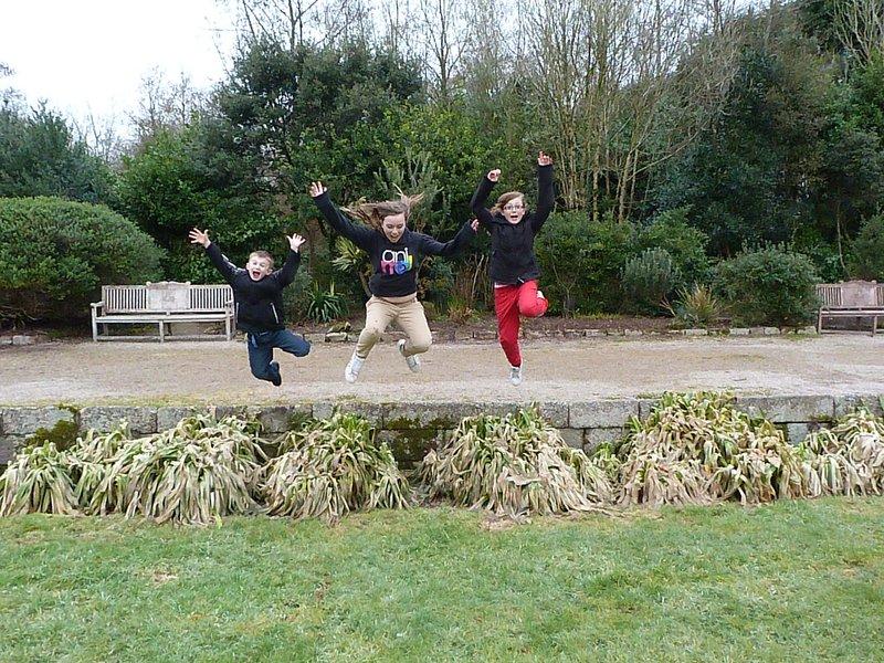 Trengwainton Gardens Penzance