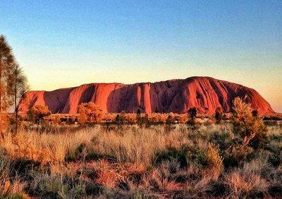 Ayers Rock, Uluru Australia