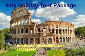 Italy Package- Colorful Vacations