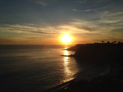 Sunset Rancho Palos Verdes