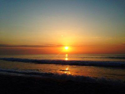 Sunrise Arugam Bay