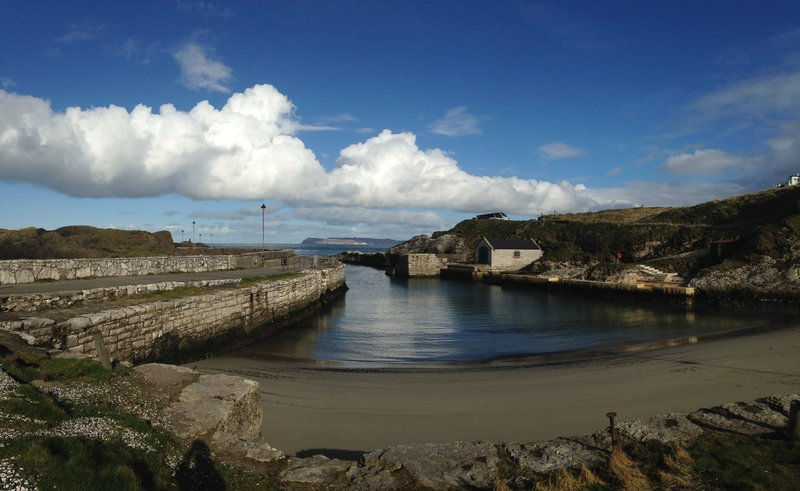 Ballinby Harbour