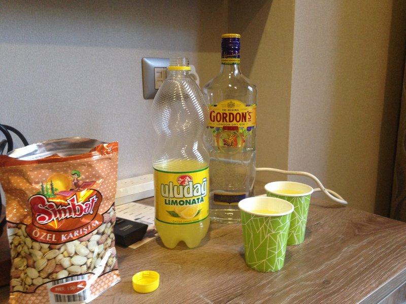 Gin and Lemonate anyone?