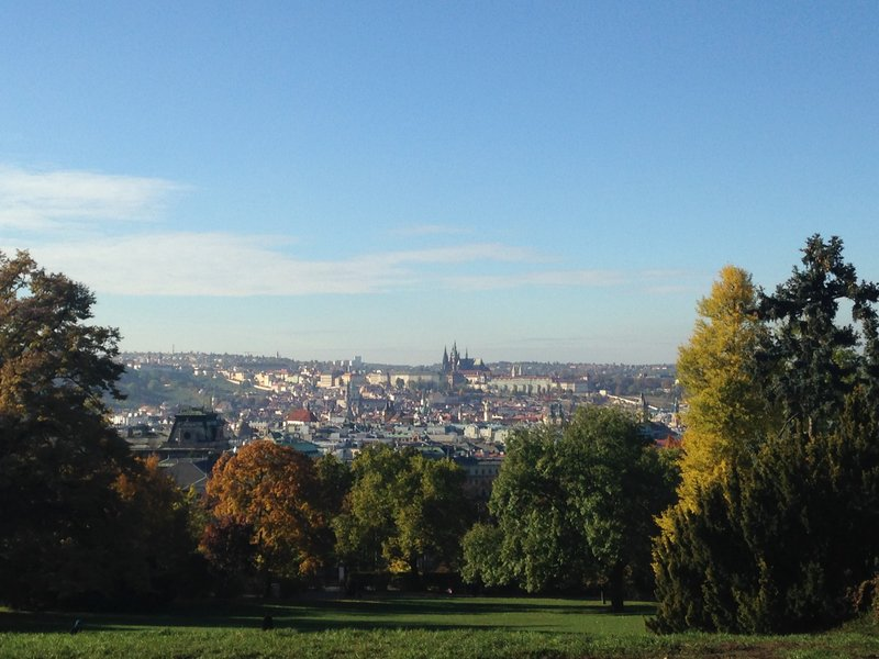 Some more view from our walk around Prague