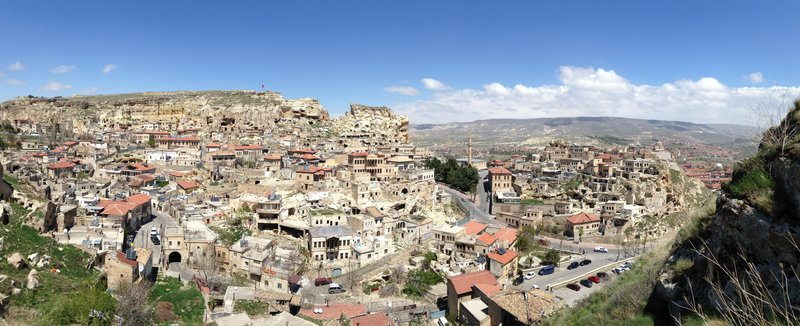 Images from our visit to Ürgüp